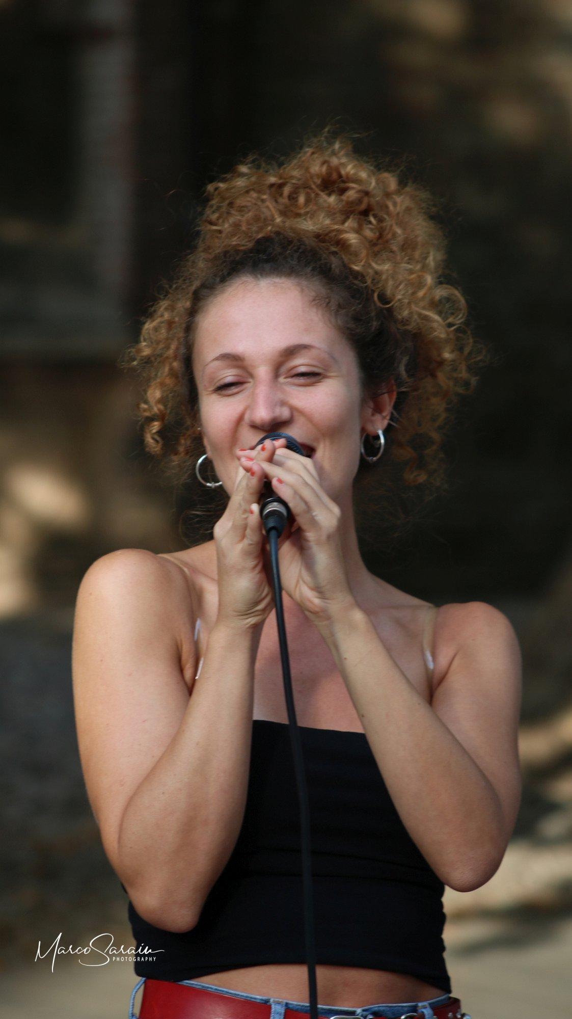 Camilla Busetto e Fabio Palmitesta Acoustic duo - Piazza Eremitani - Padova