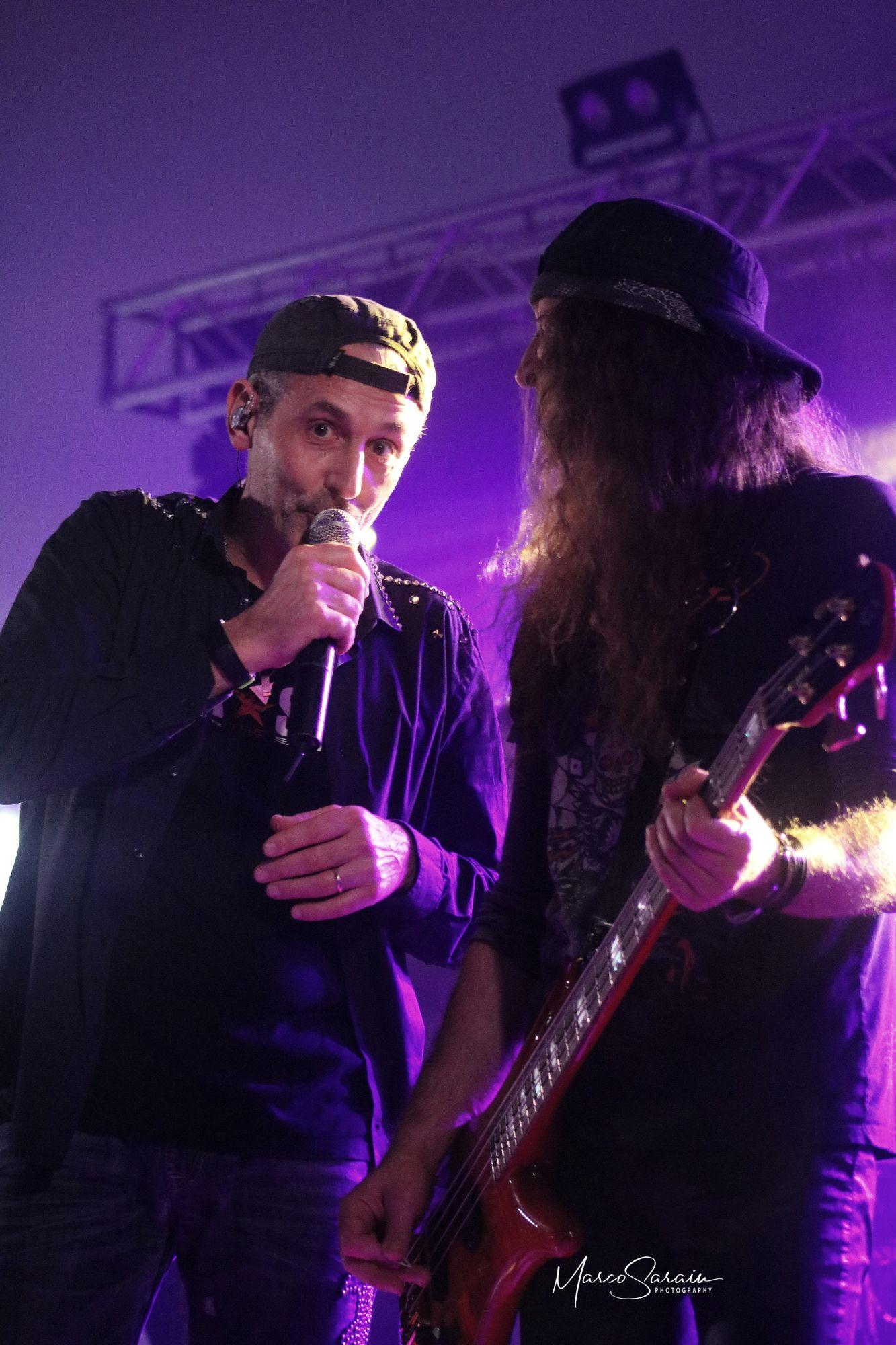 ROCK★STAR Vasco Tribute e Andrea Braido @ Bibione Piazzale Zenith 2020
