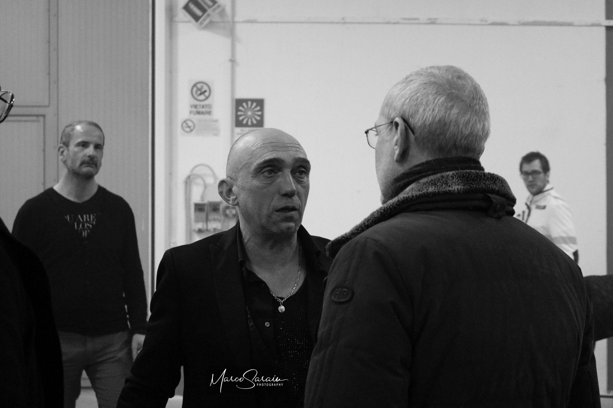 ROCK★STAR VASCO's Birthday @ Godega Sant'Urbano (TV) 2020 #BACKSTAGE