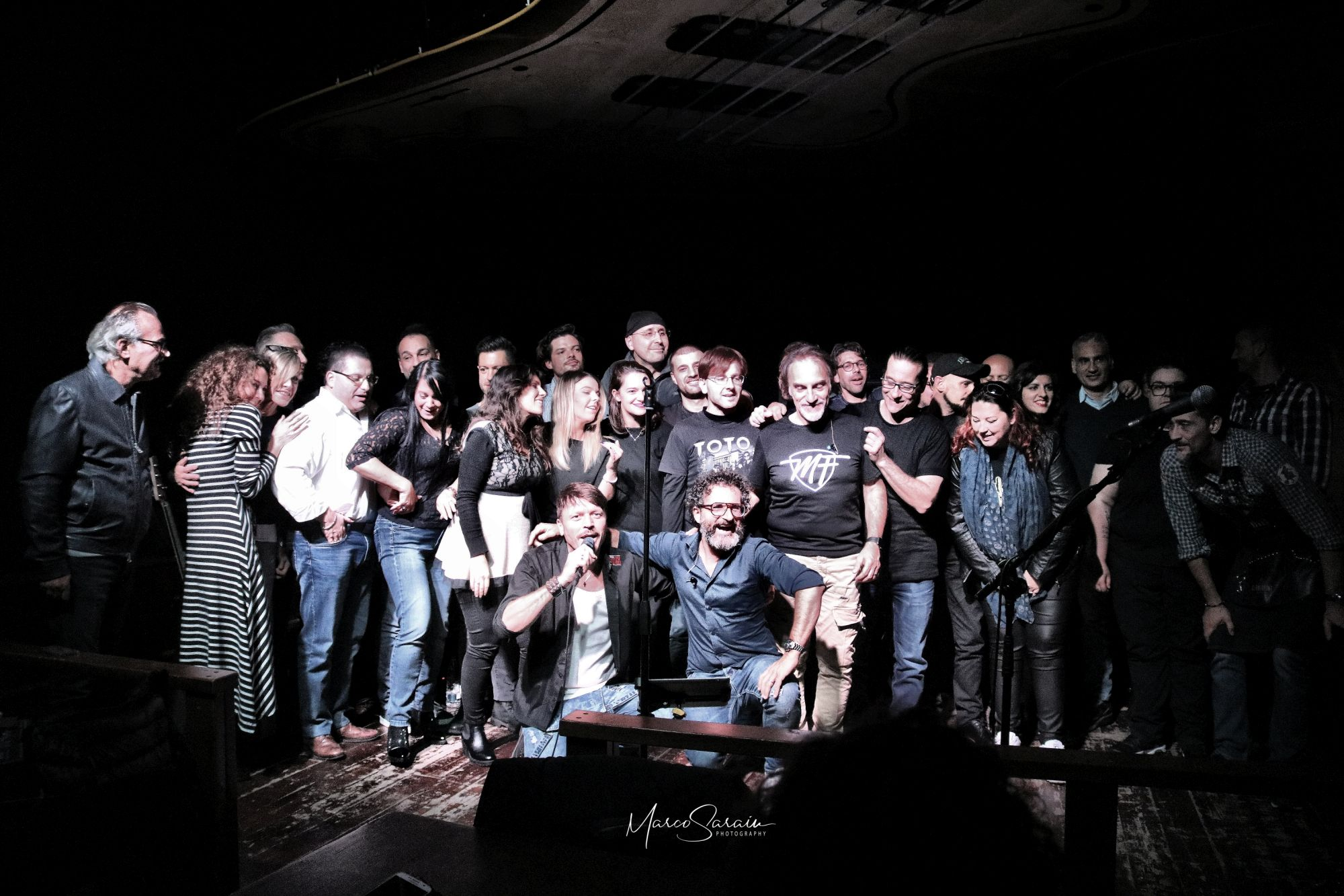 T-Side TOTO Tribute Band @ The Big Vicenza 2019