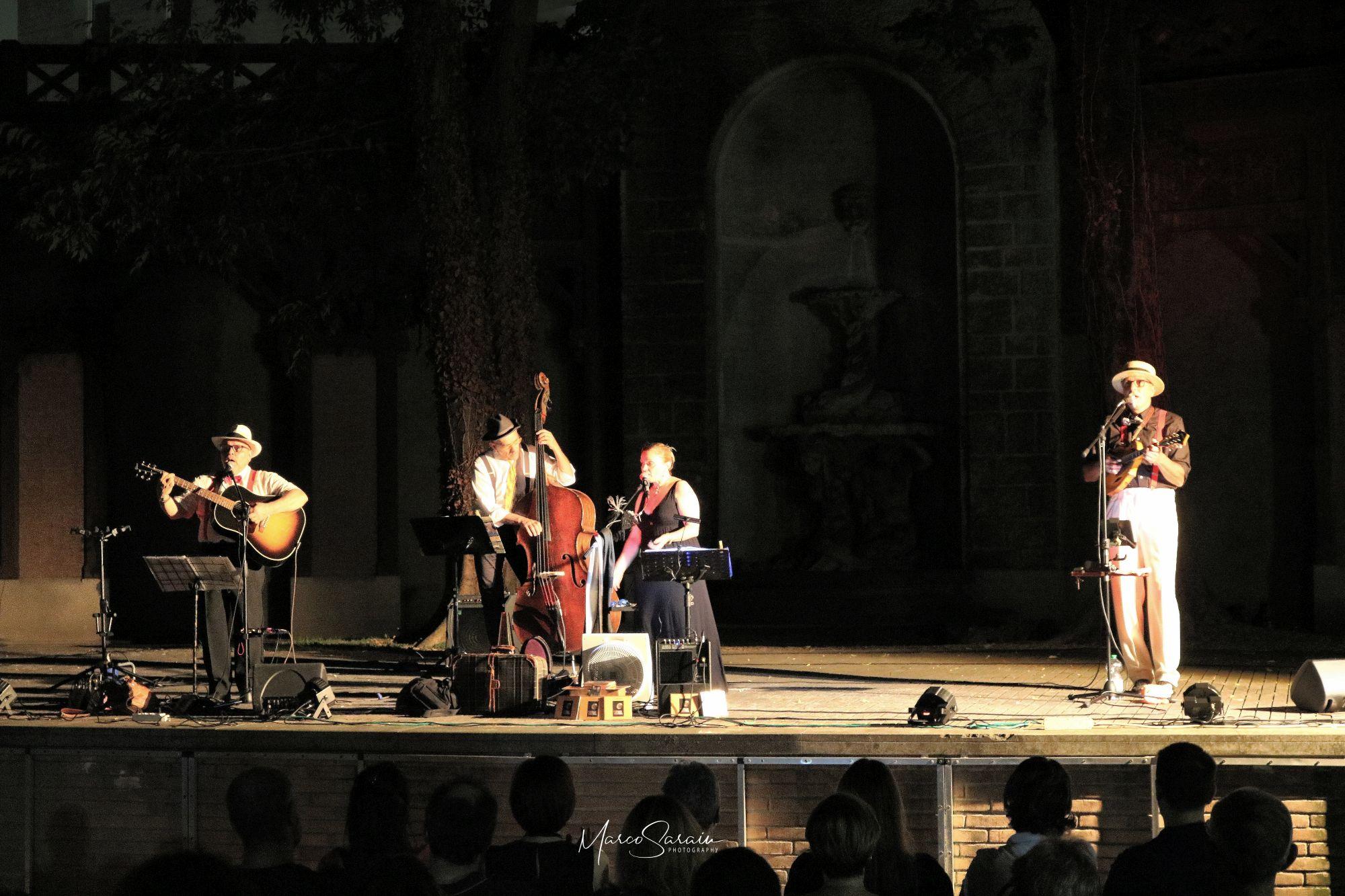 Teatrio' - Palazzo Zuckermann 2019