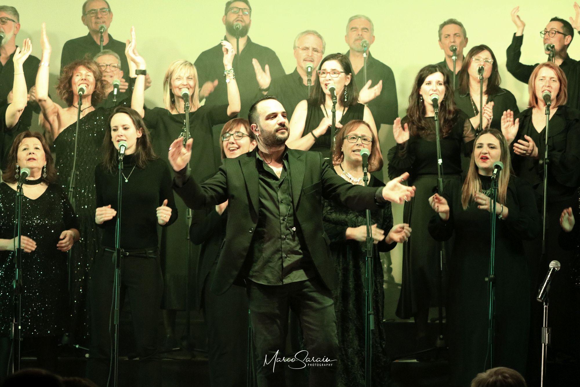 Voiceinsoul Choir @ Centro Culturale Aldo Rossi (Borgoricco) 2020